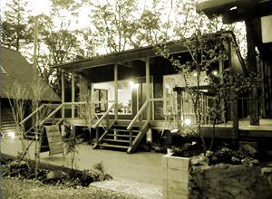 (更新)伊豆高原のログハウス屋の考建さんに薪の原木を引き取ってもらえることに